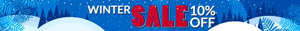 Winter Sale 10% Off All CCTV Systems